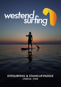 Westend Surfing - Stand-Up-Paddle (SUP) auf Föhr, Nordsee